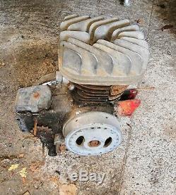 Moteur complet culasse maucourant moto de collection gnome rhone 125 R4D 1956