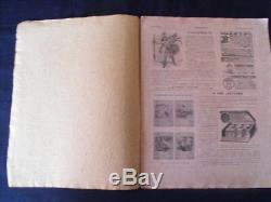 Mucha originale Cocorico n° 24 de 30 décembre 1899 complète
