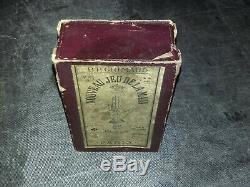 NOUVEAU JEU DE LA MAIN SOLAIRE Tarot divinatoire GRIMAUD vers 1900 complet
