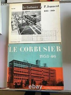 Oeuvre complète de Le Corbusier