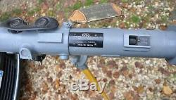 Optique marine KERSAINT Télémètre SOM modèle C4 corps de débarquement complet
