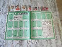 PANINI Mexico 86. Set complet de stickers + Album vide. Complet loose set. Euro