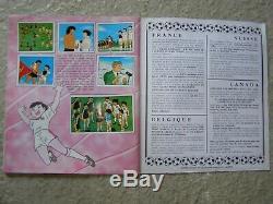 PANINI album d'images Olive Et Tom champions de foot archi COMPLET
