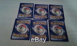 POKEMON SET DE BASE 102 CARDS COMPLETE SET. Mp/lp 1999