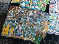 POKEMON TOPPS Série 2 complète italien holographique neuf sortie de booster 1999