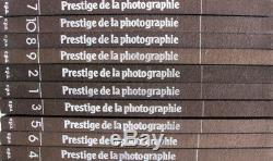 PRESTIGE de la PHOTOGRAPHIE (Collection complète) 10 vol. (pas de détail)