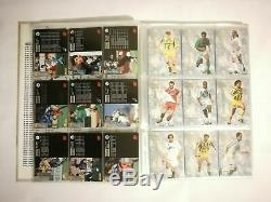 Panini Album Football Premium Cards 1995 Complet Superbe État De Collection