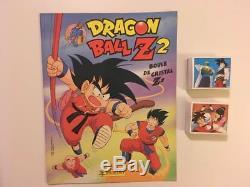 Panini DragonBall Z 2 Boule de Cristal Z 2 (1994) set complet + album vide
