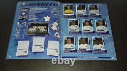 Panini Foot 2002 championnat de France complet + poster complet