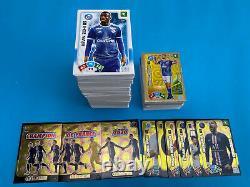 Panini Foot Adrenalyn Ligue 1 2020-21 2021 Set Complet de toutes le 468 cartes