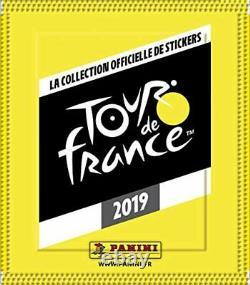 Panini France SA-50 Pochettes Tour DE France 2019, 2508-004