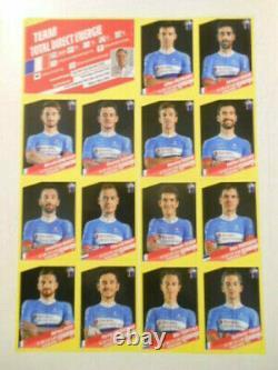 Panini Tour De France 2019 starter pack + Set Complet + update