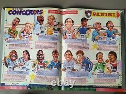 Panini foot 96 Album images de football COMPLET en bon état inclus poster
