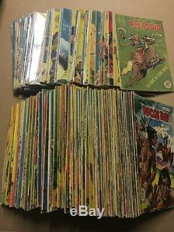 Pecos Bill Sagedition Collection complète des 166 numéros TBE