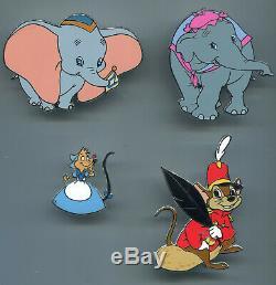 Pin Disneyland Paris DLP Série compléte de la premiére Pin Trading Time