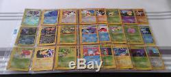 Pokemon AQUAPOLIS COMPLETE SET DE BASE 151 CARDS /147 NO HOLO NO CRYSTAL lp