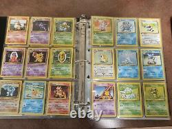 Pokemon CARD Set De Base Jungle Complete + Fossil Etc