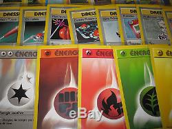 Pokemon Neuve  Complete Unco Com Edition 1 Set De Base Francais Gem Mint
