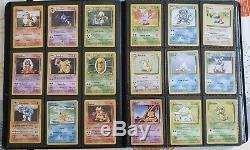Pokemon Set De Base complet