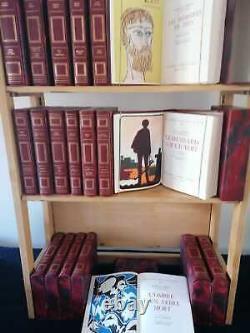 Prix Littéraire Prince Pierre de Monaco. Collection complète 20 vol. RARE