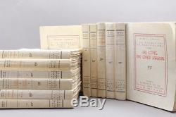 Proust A La Recherche Du Temps Perdu Eo De La Série Complète Publiée À La Nrf