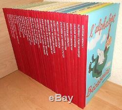 RARE L'intégrale des 32 BDs BÉCASSINE Collection complète Hachette 2012-2013