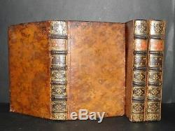 RICHARDSON Traité de Peinture & Sculpture 3T COMPLET EDITION ORIGINALE 1728 RARE