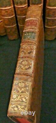 ROUSSEAU J J Collection des uvres Complètes 24 vols 1782 RARE
