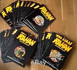 Rahan, fils des âges farouches, Intégrale 42 tomes collection complète 1984-87