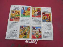 Rare BANANIA-ALBUM-COMPLET-DE-SES-48-IMAGES-PAR-VICA 1933