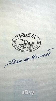 Rare! Jean de BONNOT / TOLSTOI Guerre et Paix / Complet en 2 Volumes 1984