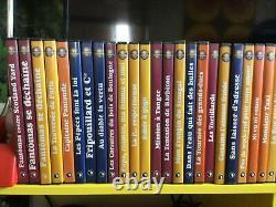 Rare Lot Dvd Collection Complete Integrale Irresistible Louis De Funès 48 Films