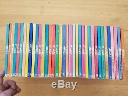Revue Plexus, collection complète, 37 numéros de Avril/Mai 1966 à Juillet 1970