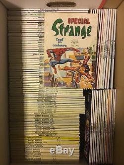 SPECIAL STRANGE Collection complète des 115 numéros TBE