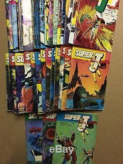 SUPER J Collection complète des 36 numéros parus 1969/72 BE