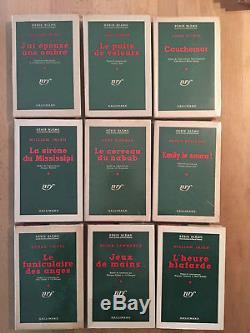 Série Blême Collection complète des 22 volumes TBE