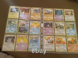 Serie complete pokemon platine de base 127 cartes + sh1 sh2 sh3 sh4 sh5 peu joué