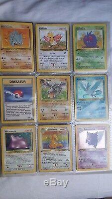 Set Complet Cartes Pokémon séries Set de Base/Jungle/Fossile
