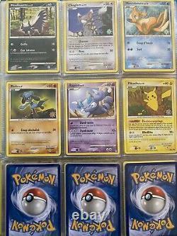 Set Pokémon Promo FR Calendrier De LAvent 2009 100% Complet Near Mint/Mint
