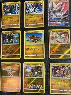Set Pokemon SL7.5 majesté des dragons presque complet