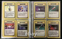 Set de Base Complet 102/102 Pokémon Edition 1 FR