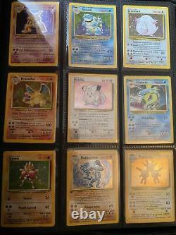 Set de base 102/102 Pokemon Complet Français (lire desc)