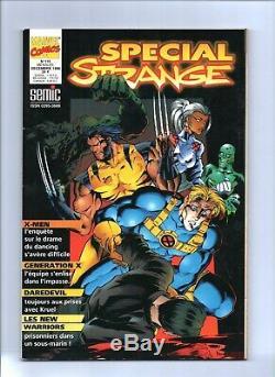 Spécial STRANGE. Collection complète des 115 numéros 1975-1996. Superbe état