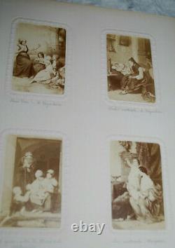 Superbe album cuir complet de ses 190 cartes photos