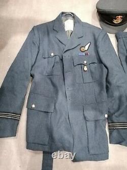 Superbe tenue complète d'un navigateur de la RAF