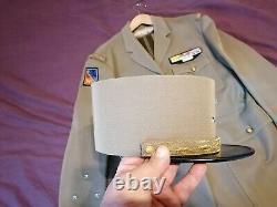 Superbe tenue complète general de division