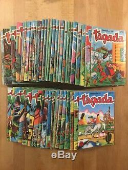 TAGADA Editions Imperia Collection complète des 80 numéros BE