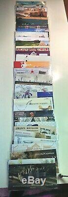 TIMBRES FRANCE NEUFS Collection complète des 156 Blocs souvenirs Exceptionnel