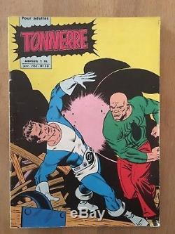 TONNERRE Collection complète des 10 numéros parus 1967 BE