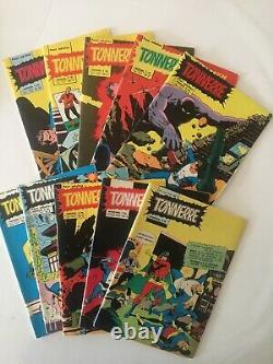 TONNERRE Collection complète des 10 numéros parus 1967 TBE/NEUF